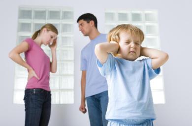 Споры о детях